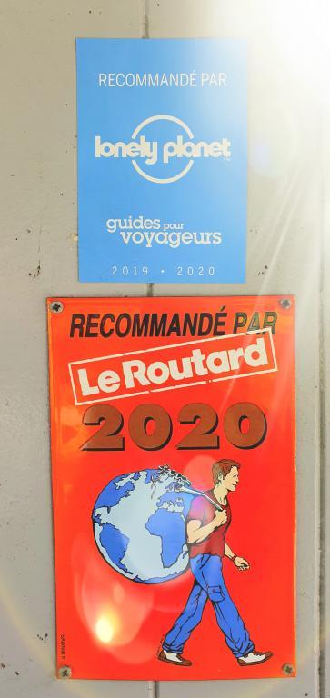 Guide du Routard depuis 1994